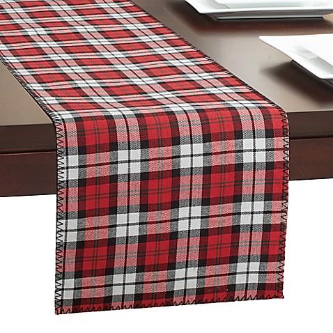 Breckenridge Reversible Table Runner Bed Bath Amp Beyond