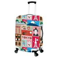 Tokyo Large Luggage Cover