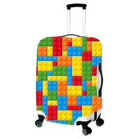Building Bricks Small Luggage Cover