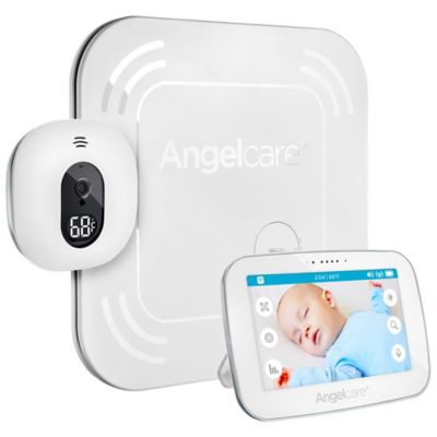 Angelcare® 5-Inch AC517 Baby Movement Monitor with Wireless Sensor Pad