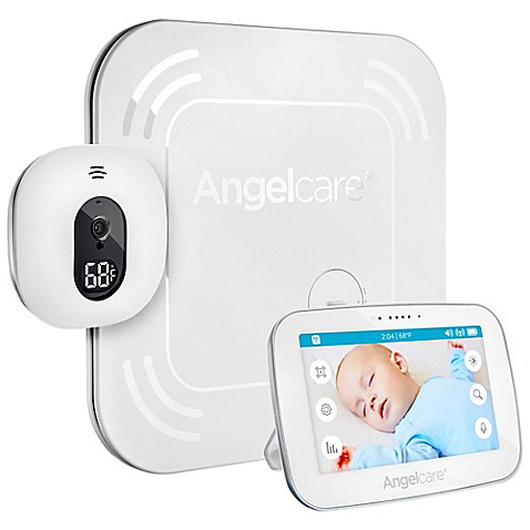 Angelcare 174 5 Inch Ac517 Baby Movement Monitor With