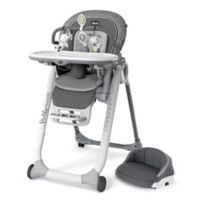 Chicco® Polly® Progress™ 5-in-1 Relax Multi-Chair in Grey/Silver