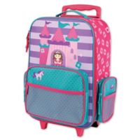 Stephen Joseph™ Princess Rolling Luggage in Purple