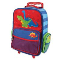 Stephen Joseph™ Dino Rolling Luggage in Blue
