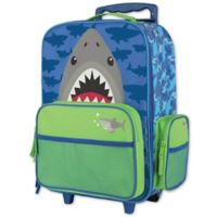 Stephen Joseph™ Shark Rolling Luggage in Blue