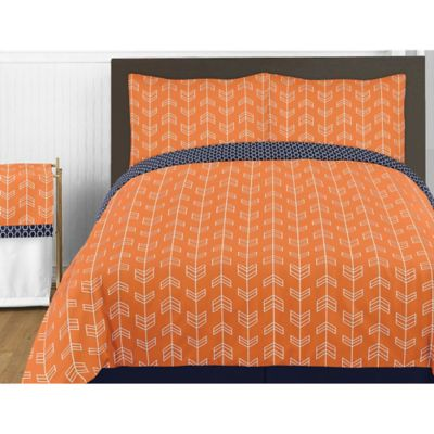 and gray set bag orange cover bedding in stripe twin comforter quilt a bed rugby blue