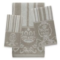 Royal Hotel Hand Towel in Taupe