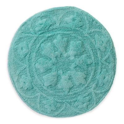 buy round bath rugs from bed bath & beyond