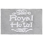 Royal Hotel Bath Rug in Taupe