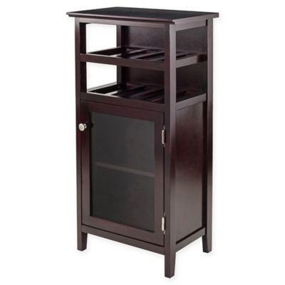 Buy Wine Glass Storage Cabinet from Bed Bath & Beyond