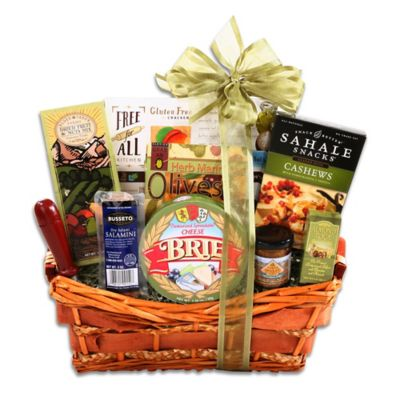 Buy gourmet mustard gift sets from bed bath beyond alder creek gluten free gift basket negle Image collections