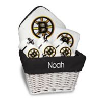 Designs by Chad and Jake 6-Piece NHL Boston Bruins Medium Gift Basket