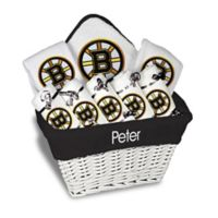 Designs by Chad and Jake 8-Piece NHL Boston Bruins Large Gift Basket