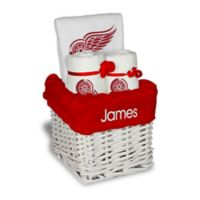 Designs by Chad and Jake 4-Piece NHL Detroit Red Wings Small Gift Basket