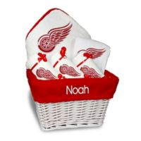 Designs by Chad and Jake 6-Piece NHL Detroit Red Wings Medium Gift Basket