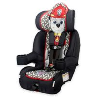KidsEmbrace Nickelodeaon PAW Patrol Marshall Combination Harness Booster Car Seat