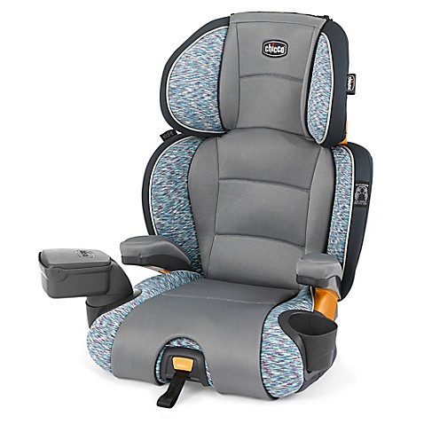 Chicco KidFit™ Zip 2 in 1 Belt Positioning Booster Seat