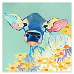 Cow Bessie Canvas Wall Art