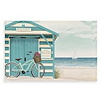 Beach Cruiser Canvas Wall Art