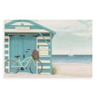 Beach Cruiser Canvas Wall Art