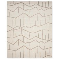Safavieh Amherst 9-Foot x 12-Foot Vinery Area Rug in Ivory
