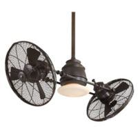 Minka-Aire® Vintage Gyro™ 42-Inch Ceiling Fan with Oil Rubbed Bronze Finish