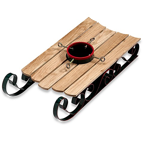 Sled Tree Stand Bed Bath Amp Beyond