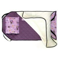 Urban Infant Princess Tot Cot Toddler Nap Mat in Violet