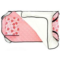 Urban Infant Poppies Tot Cot Toddler Nap Mat in Pink