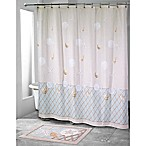 Avanti Sea Glass Shower Curtain