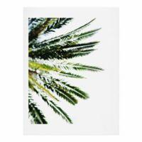 DENY Designs 11-Inch x 14-Inch Beverly Hills Palm Tree Art Print