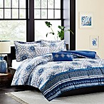 Intelligent Design Cassy Twin/Twin XL Comforter Set in Blue