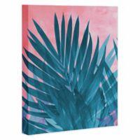 DENY Designs 16-Inch x 20-Inch Palms Canvas Art