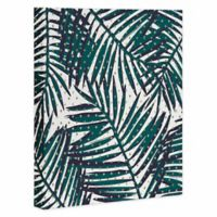 DENY Designs 16-Inch x 20-Inch The Palm Hotel Canvas Wall Art