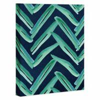 DENY Designs 8-Inch x 10-Inch Palm Reading Canvas Art