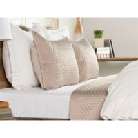 Villa Home Diamond Reversible King Quilt in Taupe