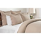 Villa Home Harlow Queen Duvet Cover in Natural