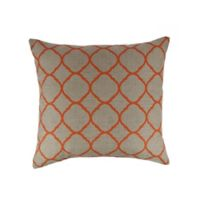 Austin Horn Classics Sunbrella® Monterey 18-Inch Square Throw Pillow in Tan