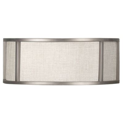 Wall Lamps Bed Bath Beyond : Kenroy Home Whistler 2-Light Wall Sconce in Bronze - Bed Bath & Beyond