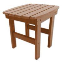 Pawleys Island® All-Weather Durawood® Side Table in Cedar