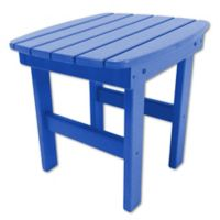 Pawleys Island® All-Weather Durawood® Side Table in Blue