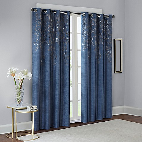 silk sheets bed bath beyond bestsciaticatreatments park tara embroidered window curtain panel bed 249