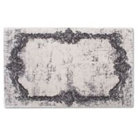 Artifaq Tulos 21-Inch x 34-Inch Accent Rug in Grey
