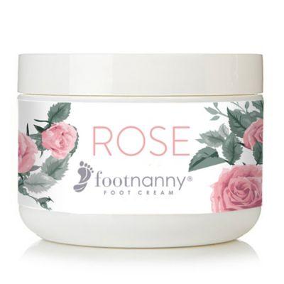 Footnanny 8 oz. Rose Foot Cream