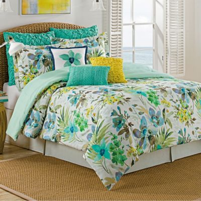Buy green and blue comforter sets from bed bath beyond - Blue and green bedding sets ...