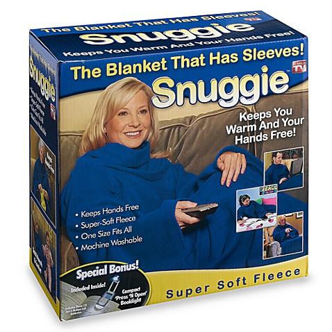 Snuggie Fleece Throw Bed Bath Beyond