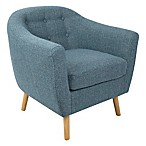 LumiSource Rockwell Chair in Blue