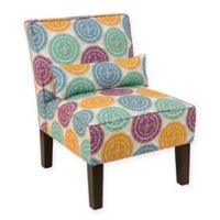 Skyline Furniture Accent Chair in Medallion