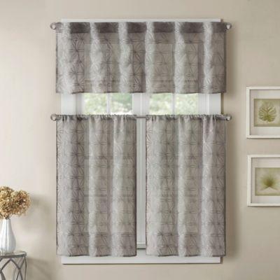Kitchen Curtains bed bath beyond kitchen curtains : Bed Bath And Beyond Sheer Kitchen Curtains - Best Curtains 2017