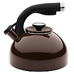 Circulon® 2 qt. Morning Bird Tea Kettle in Chocolate